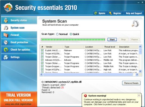 security-essentials-fake